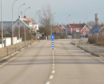Bulletin Med trafikdelare