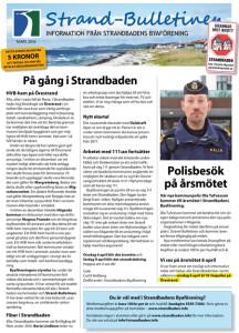 Strand-Bulletinen 1-2016