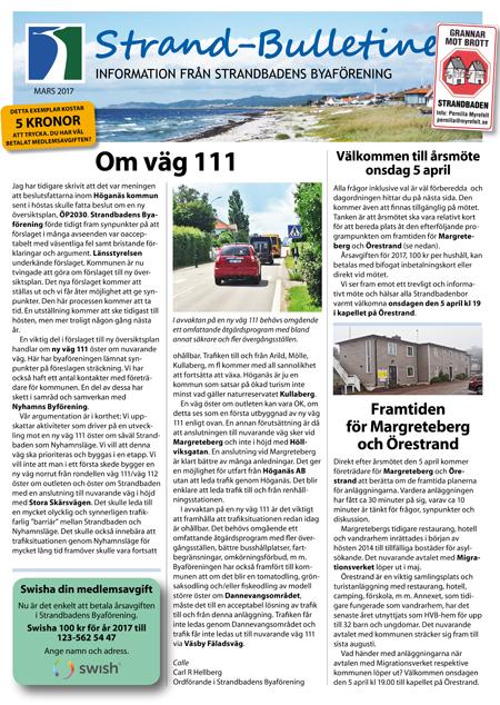 Strand-Bulletinen 1-2017_HEMSIDA
