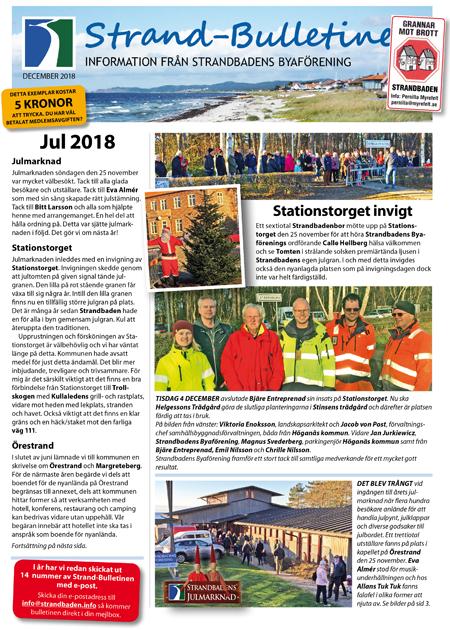Strand-Bulletinen 4-2018_HEMSIDA