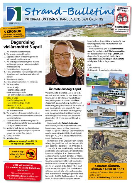 Strand-Bulletinen 1-2019_SID 1_450